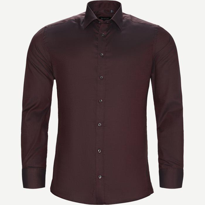 Shirts - Bordeaux