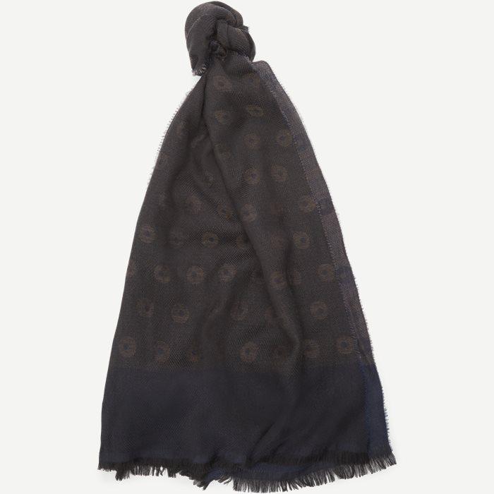 Halstørklæde - Tørklæder - Blå