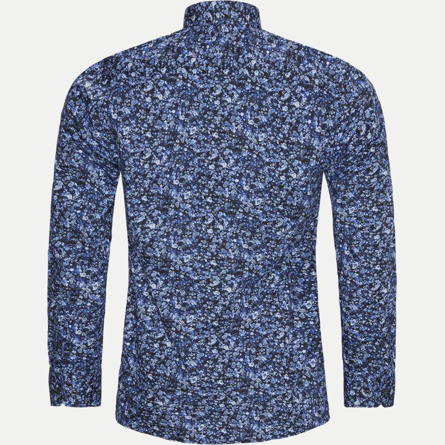 FREEMAN - Freeman Skjorte - Skjorter - Slim - BLÅ - 2