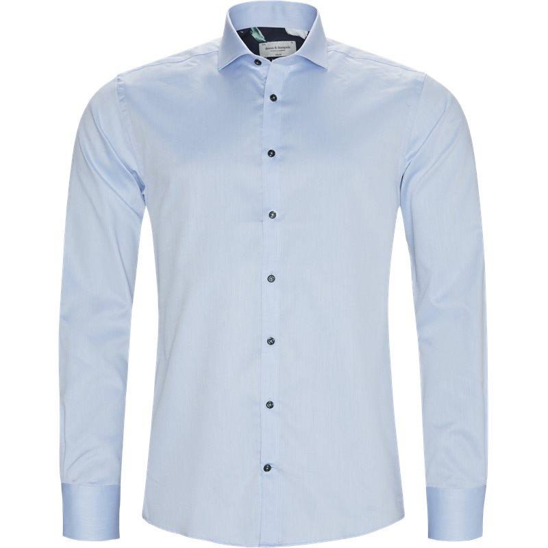Bruun & stengade - lau skjorte fra bruun & stengade på kaufmann.dk