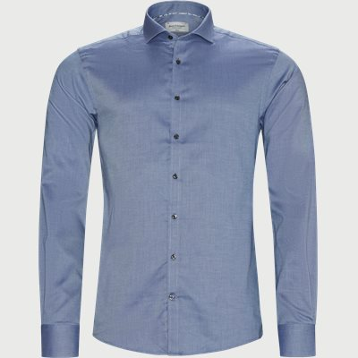 Murphy Skjorte Slim | Murphy Skjorte | Blå