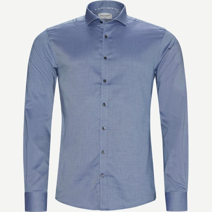 Murphy Skjorte - Skjorter - Slim - Blå