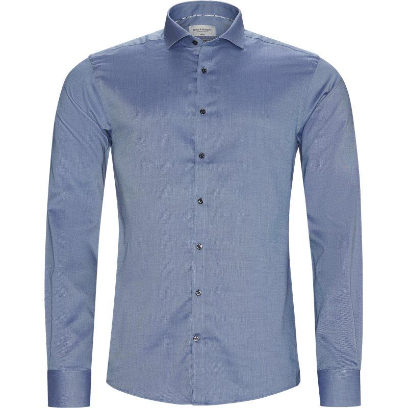 Bruun & stengade - murphy skjorte fra bruun & stengade fra kaufmann.dk