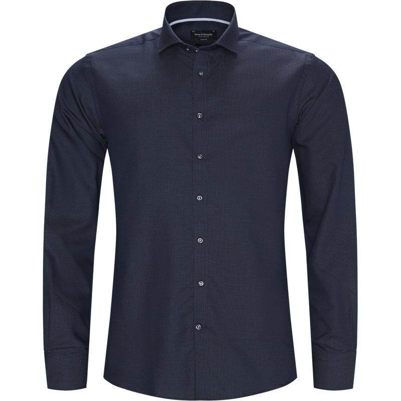 bruun & stengade Bruun & stengade - logan skjorte på kaufmann.dk