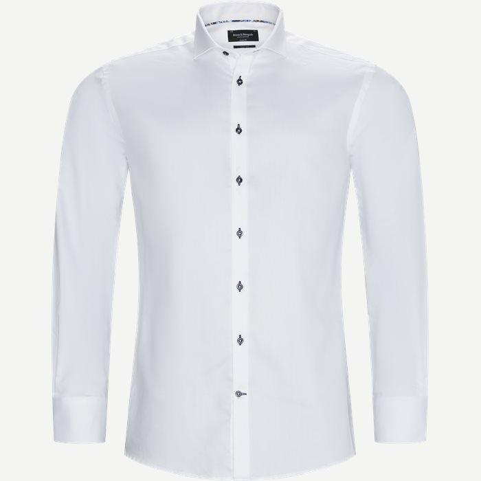 Allison Skjorte - Skjorter - Modern fit - Hvid