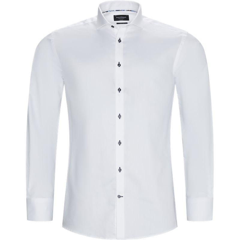 bruun & stengade – Bruun & stengade - allison skjorte fra kaufmann.dk