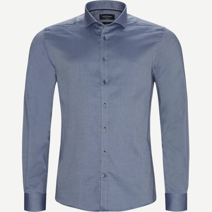 Shirts - Modern fit - Blue