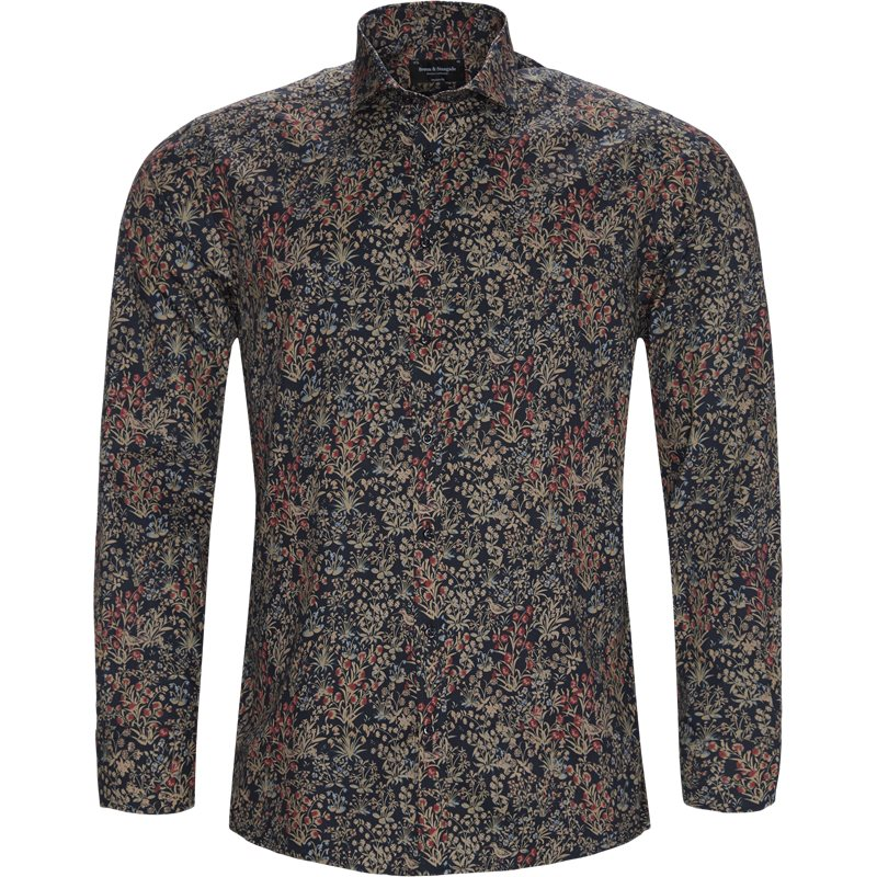 Bruun & stengade - gayle skjorte fra bruun & stengade på kaufmann.dk