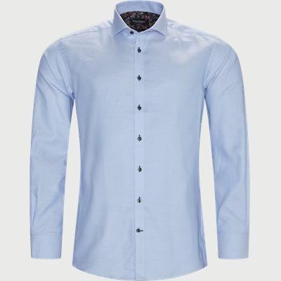Mikel Skjorte Modern fit | Mikel Skjorte | Blå
