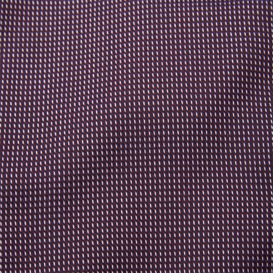VINICIUS - Vinicius Skjorte - Skjorter - Modern fit - BORDEAUX - 3