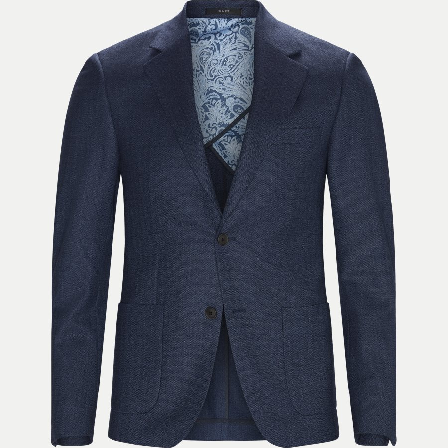 RAY SLIM - Blazer - NAVY - 1