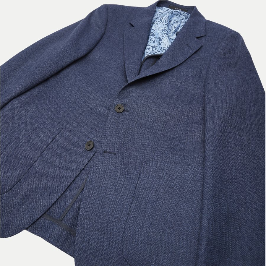 RAY SLIM - Blazer - NAVY - 6