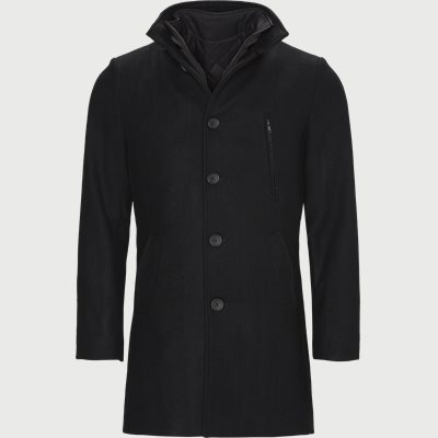 Arizona Slim Fit Jacket Slim | Arizona Slim Fit Jacket | Sort