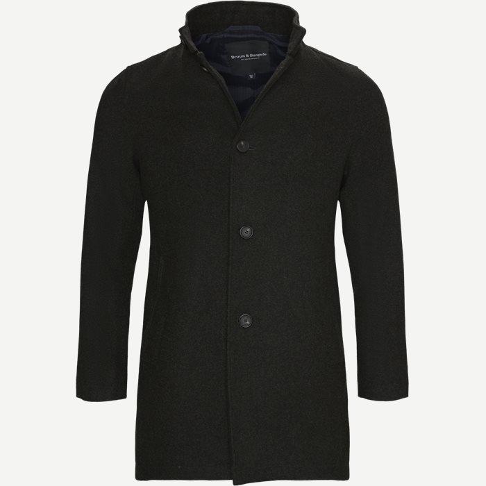 Oregon Slim Jacket - Jakker - Slim - Grøn
