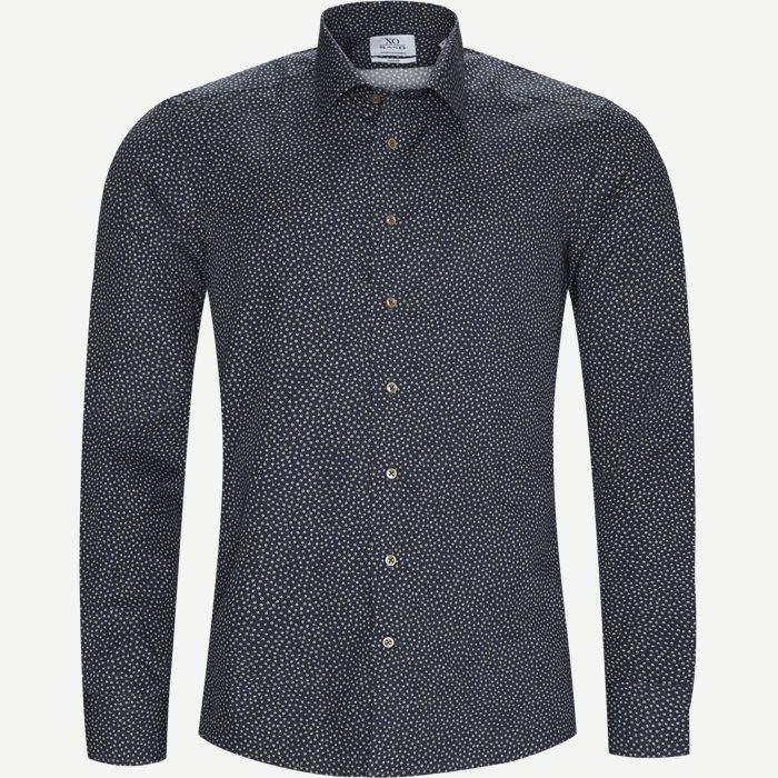 8234 Jake SC/Gordon SC Skjorte - Skjorter - Blå