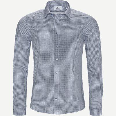 8515 Jake SC/Gordon SC Skjorte 8515 Jake SC/Gordon SC Skjorte   Blå