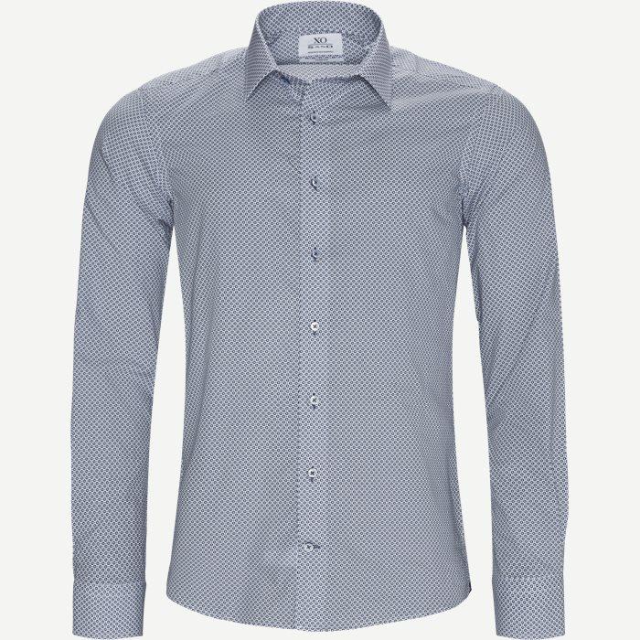 8515 Jake SC/Gordon SC Skjorte - Skjorter - Blå