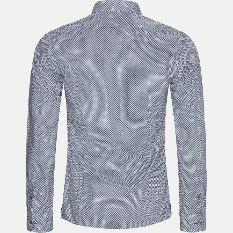 8515 JAKE SC/GORDON SC - 8515 Jake SC/Gordon SC Skjorte - Skjorter - BLÅ - 2
