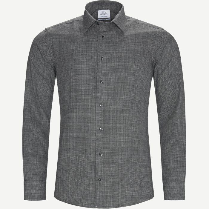 8526 Jake SC/Gordon SC Skjorte - Skjorter - Brun