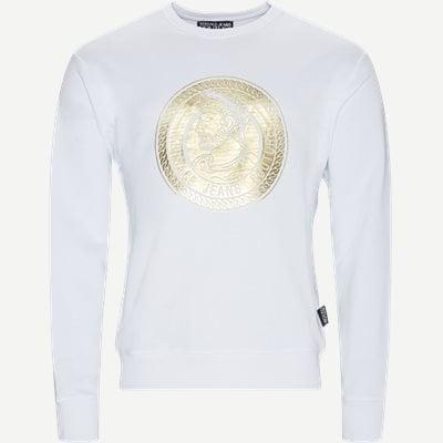 Print Sweatshirt Regular | Print Sweatshirt | Hvid