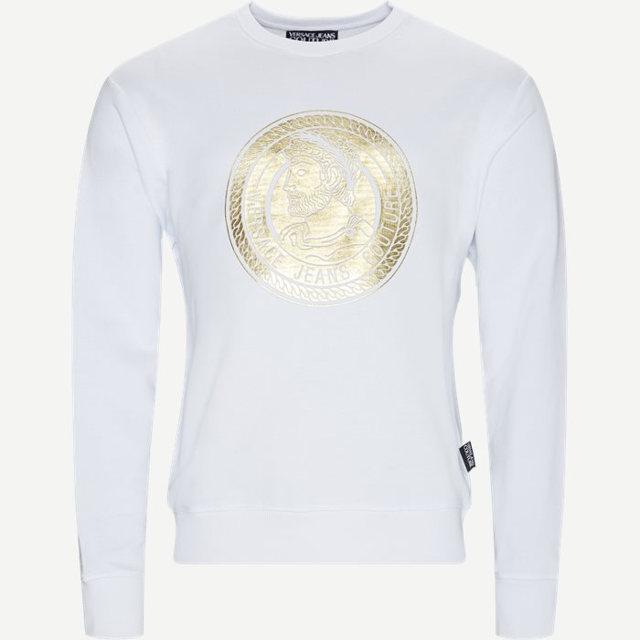 Sweatshirts - Regular - White