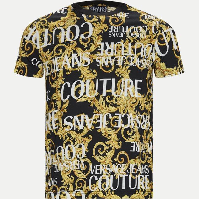 J. Cot Print Sprous Baoque T-shirt