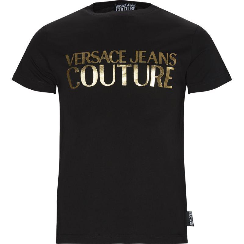 versace jeans – Versace jeans - logo t-shirt på kaufmann.dk