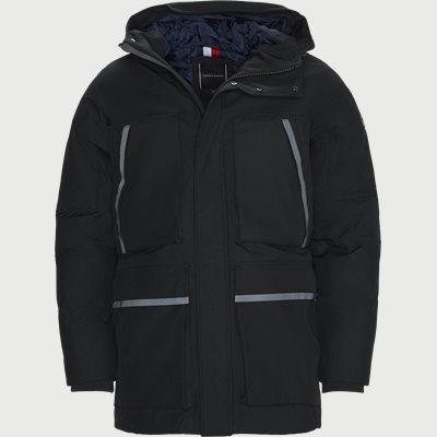 Heavy Canvas Parka Coat Regular | Heavy Canvas Parka Coat | Sort