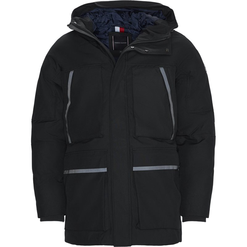 Tommy Hilfiger - Heavy Canvas Parka Coat