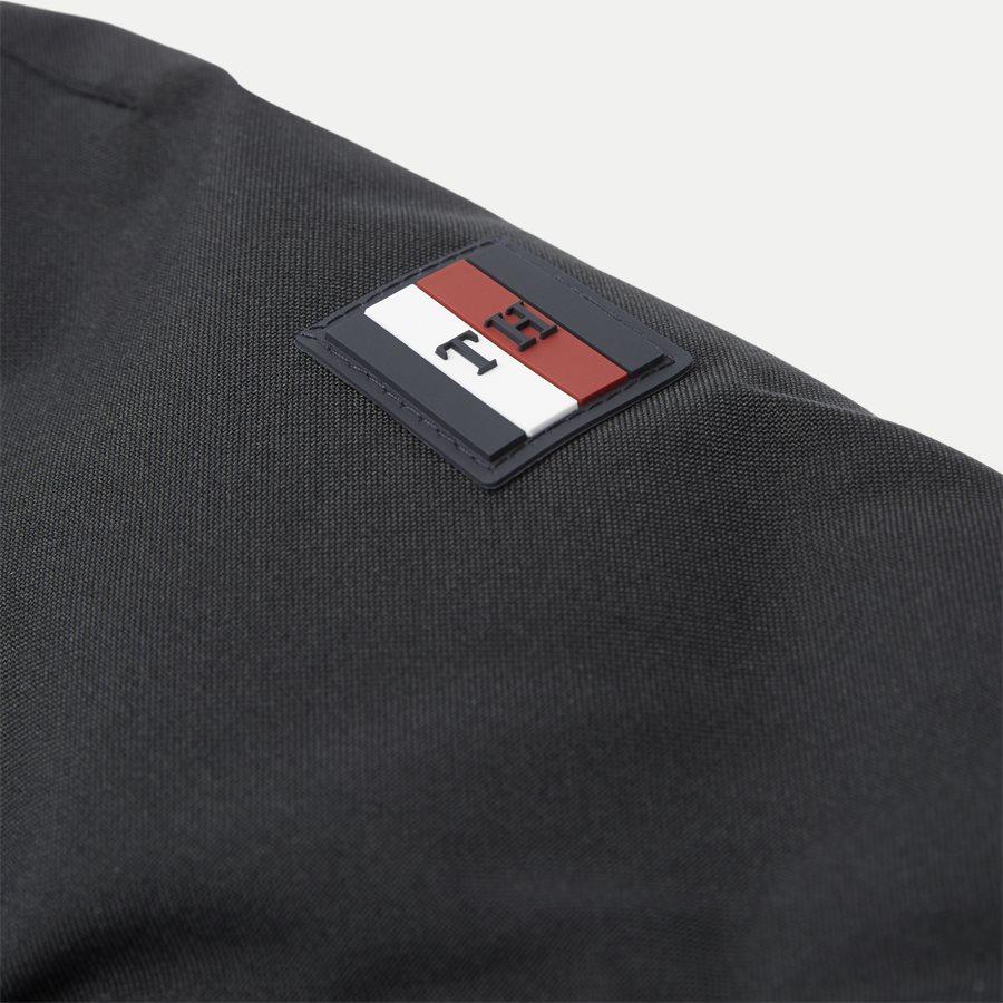 HEAVY CANVAS PARKA - Jackets - Regular - SORT - 5
