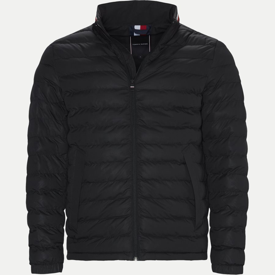 STRETCH QUILTED JACKET - Jakker - SORT - 1