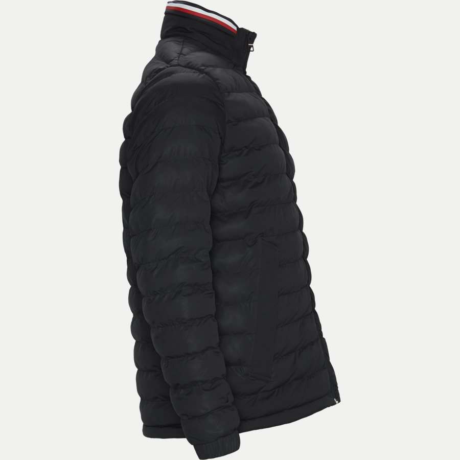 STRETCH QUILTED JACKET - Jakker - SORT - 4