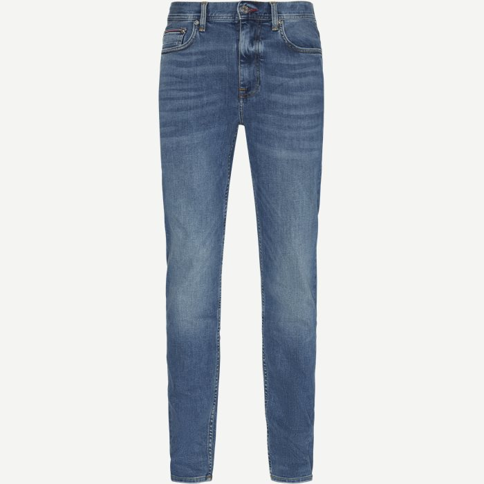 Tapered PSTR Jeans - Jeans - Tapered fit - Denim