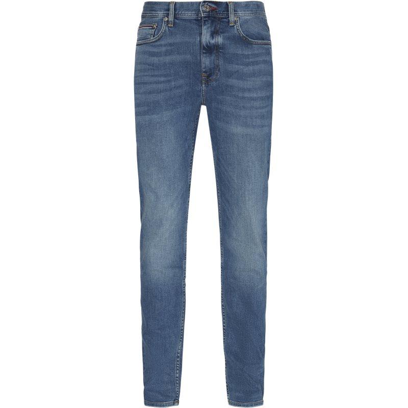 tommy hilfiger – Tommy hilfiger - tapered pstr labra blue jeans fra kaufmann.dk