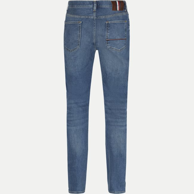 Tapered PSTR Jeans