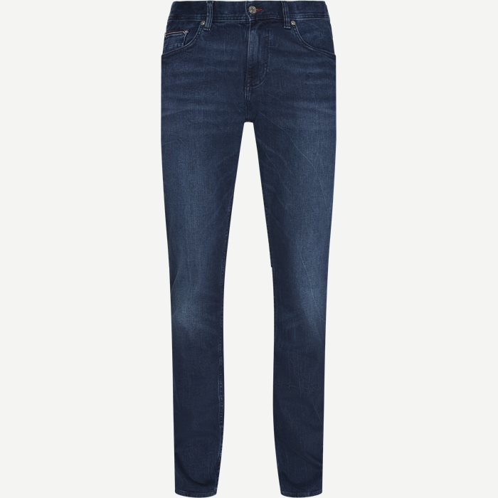 Bleecker Slim Fit Jeans - Jeans - Slim - Denim