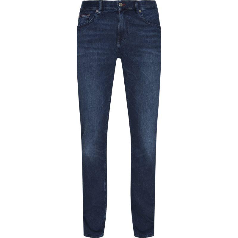 tommy hilfiger Tommy hilfiger - bleecker slim fit jeans fra kaufmann.dk