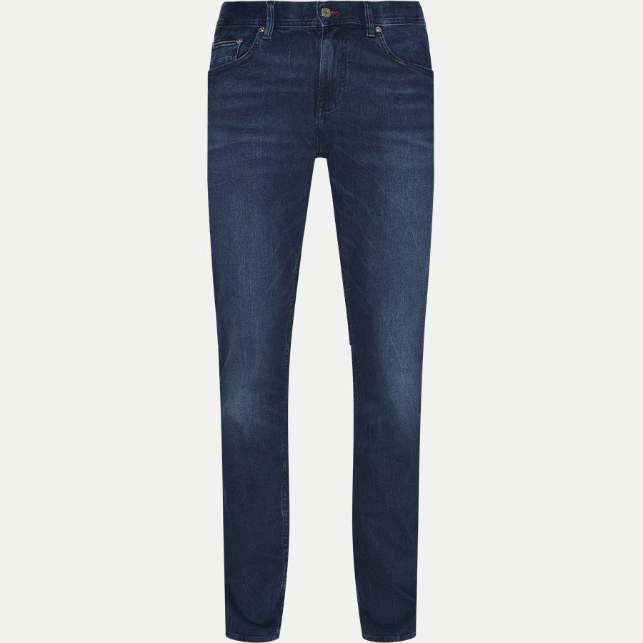 SLIM BLEECKER STR CROWN BLUE - Bleecker Slim Fit Jeans - Jeans - Slim - DENIM - 1