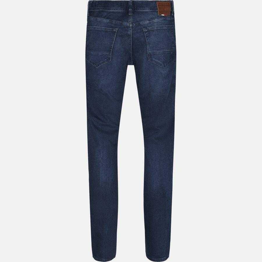 SLIM BLEECKER STR CROWN BLUE - Bleecker Slim Fit Jeans - Jeans - Slim - DENIM - 2