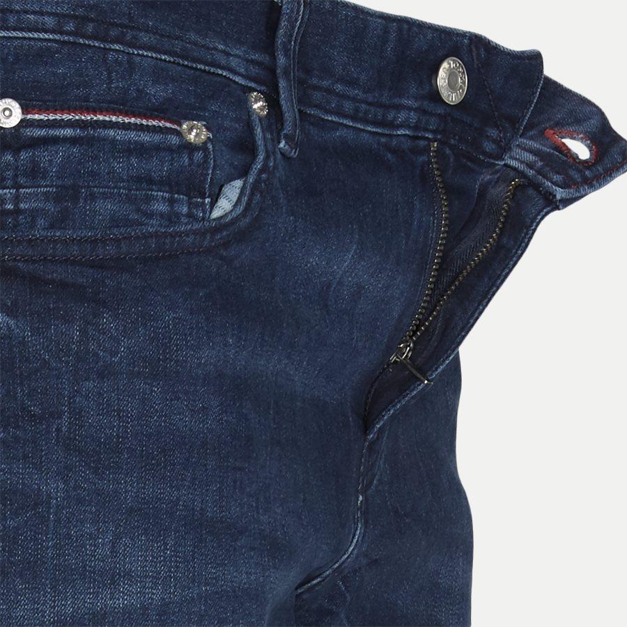 SLIM BLEECKER STR CROWN BLUE - Bleecker Slim Fit Jeans - Jeans - Slim - DENIM - 4