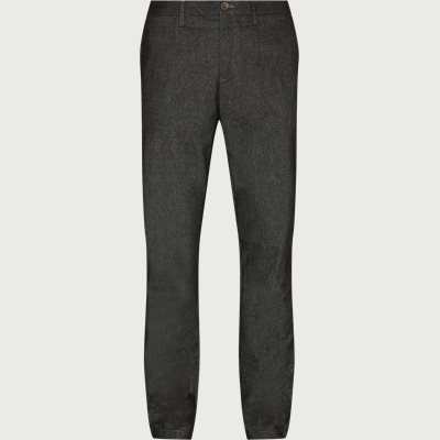 Denton Chino  Straight fit | Denton Chino  | Grå