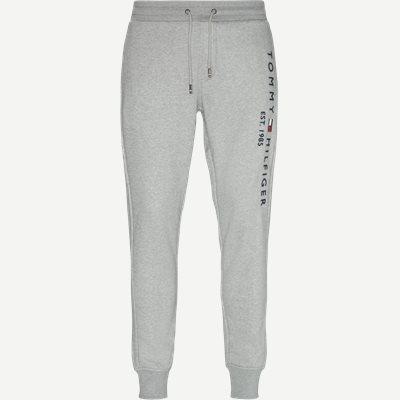 Basic Printed Sweatpants Regular   Basic Printed Sweatpants   Grå