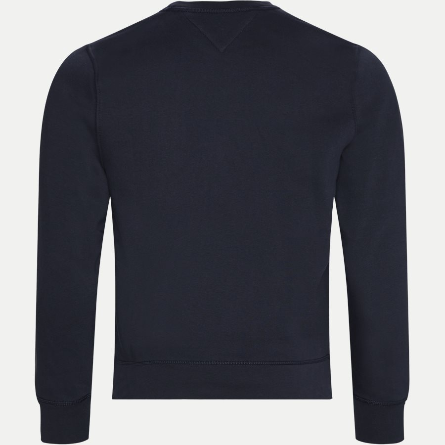 TOMMY LOGO SWEATSHIRT - Tommy Logo Sweatshirt - Sweatshirts - Regular - NAVY - 2