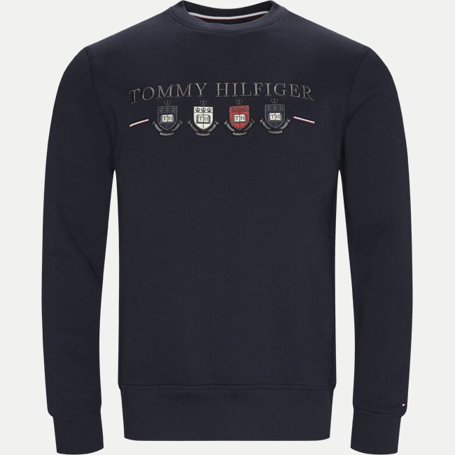 Multi Crest Sweatshirt