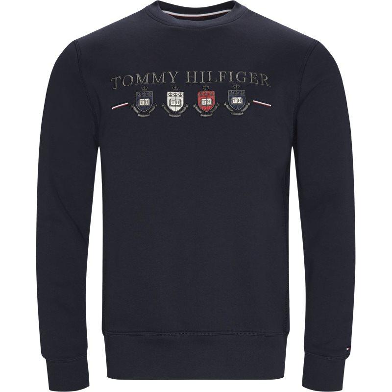 Image of   Tommy Hilfiger - Multi Crest Sweatshirt