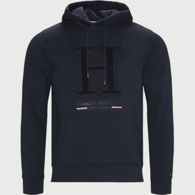 Regular | Sweatshirts | Blå