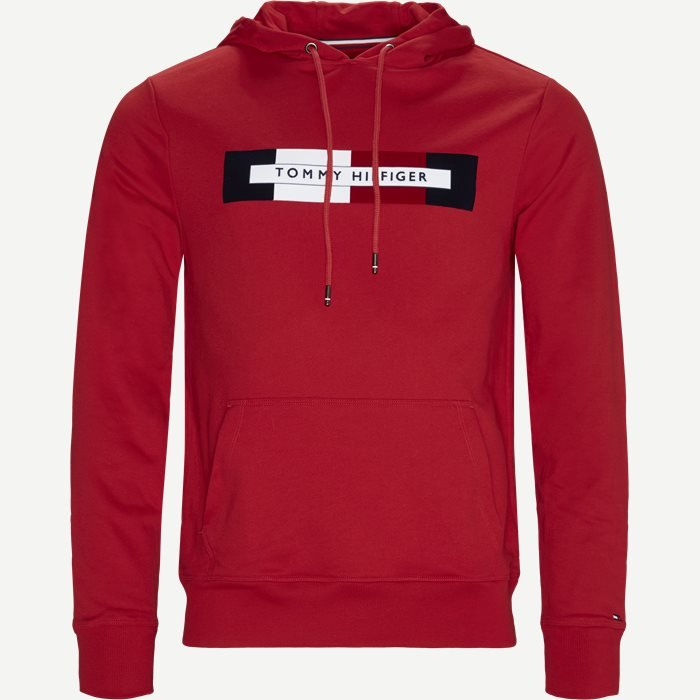 Sweatshirts - Red