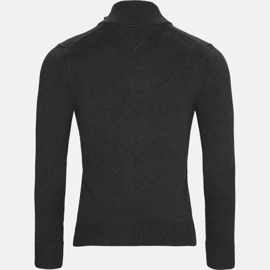 CHUNKY COTTON ZIP THROUGH - Chunky Cotton Zip Through Cardigan - Strik - Regular - KOKS - 2