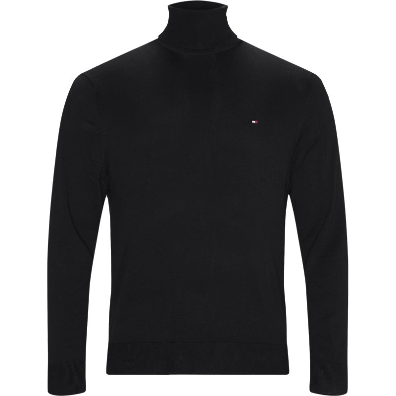 Image of   Tommy Hilfiger - Organic Cotton Silk Roll neck