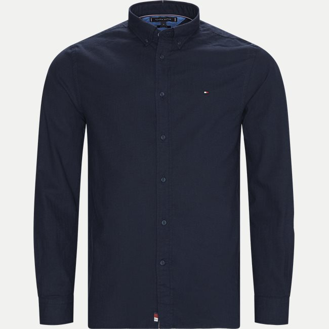 Flex Herringbone Shirt